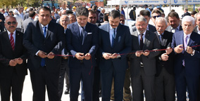 2. Beet Purchase Campaign of Corum  Sugar Plant was accomplished with our opening ceremony.